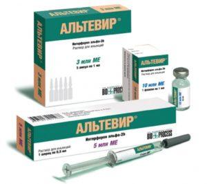 препарат альтевир