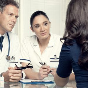 Лечение проходит под наблюдением врача