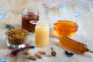 Продукты пчеловодства