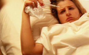 Головные боли и лихорадка