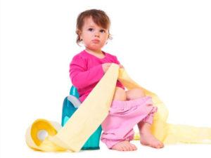 Препарат назначается детям при дисбактериозе