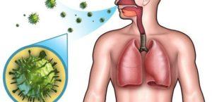 Воздушно-капельным путем передается только гепатит А