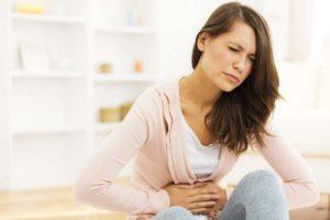 Тошнота и боль в правом подреберье