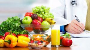 Корректировка диеты