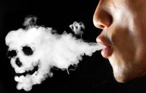 Губительное воздействие сигарет