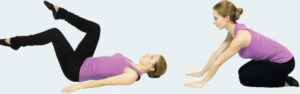 Комплекс лечебных упражнений