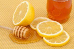 хорошо помогает при гепатомегалии средство из меда и лимона