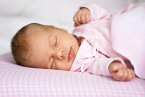 Синдрома внезапной смерти младенца