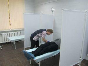 Перед госпитализацией больному необходимо сдать анализ на ВИЧ