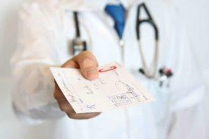 Только врач сможет назначить определенный препарат
