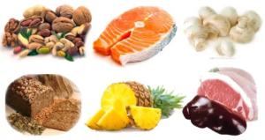 витамин pp в продуктах питания