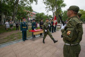 Коллектив военнослужащих