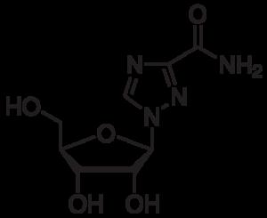 В состав таблетки входит 1 мг рибавирина
