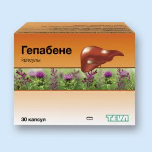 Препараты для печени после гепатита в