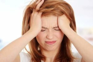 При сильной головной боли прием препарата стоит прекратить