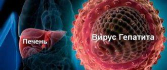 Какой гепатит передается воздушно-капельным путем