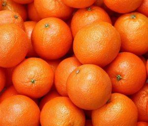 До анализов нельзя есть фрукты и овощи оранжевого цвета