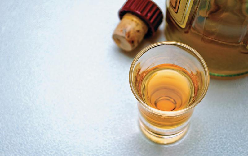 Алкогольный гепатит острый и хронический