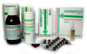Хофитол для похудения отзывы