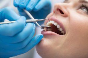Заражение возможно при посещении стоматолога